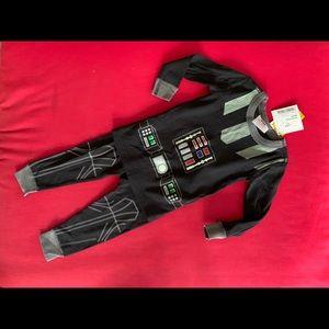 2t 85 Hanna Andersson Star Wars pajamas top bottom